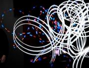 Lightpainting © Les Décalés