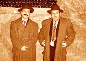Soirée Prohibition Mafiosi © Les Décalés