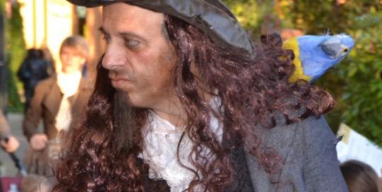 Faux Pirate © Les Décalés