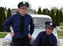 Faux Policier © Les Décalés
