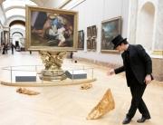 Magicien Soirée Total Louvre