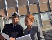Les Décalés - Inauguration immeuble SNCF