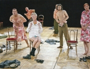 Atelier théâtre À vous de jouer © Les Décales
